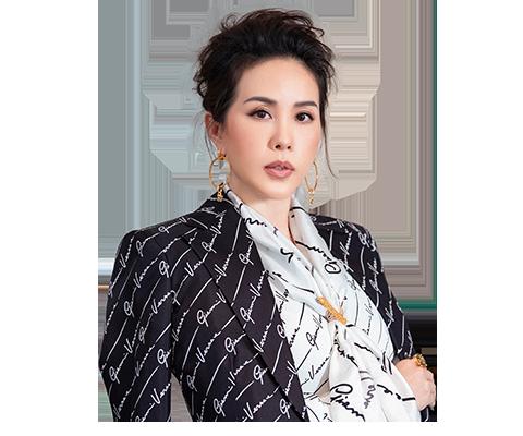 Hoa hậu Quý bà Thu Hoài