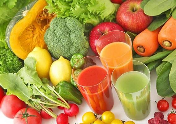 ăn ít rau củ quả gây tích tụ mỡ vòng 2