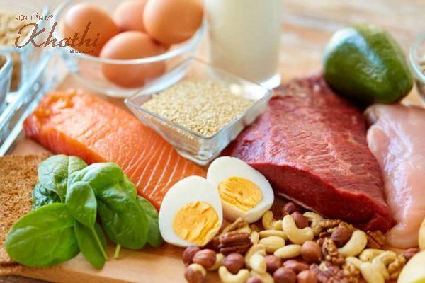 Những thực phẩm giúp ngăn ngừa da chảy xệ