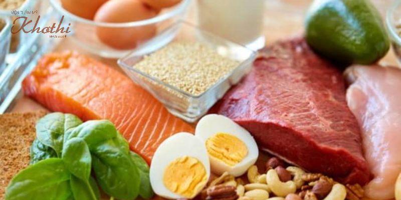 Những loại thực phẩm nên ăn để làn da không chảy xệ