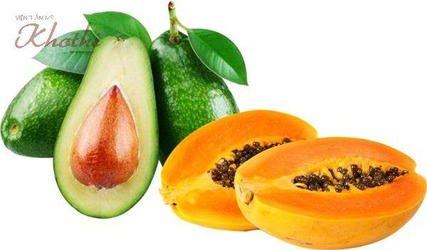 Trái cây chứa nhiều chất dinh dưỡng tốt cho da