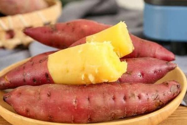 Khoai lang - thực phẩm vàng để giảm cân