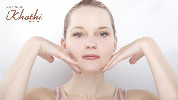 Cách tập cơ mặt thon gọn hiệu quả 100% tại nhà