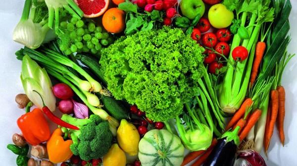 Xây dựng bữa ăn có nhiều rau củ