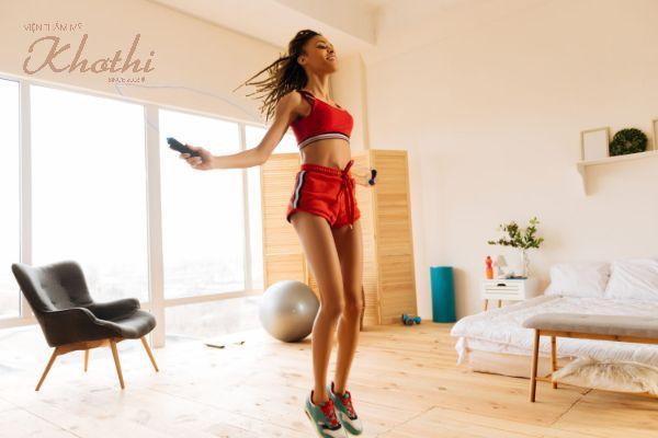 Các bài tập Cardio giúp đốt mỡ toàn thân hiệu quả, kể cả vùng mặt