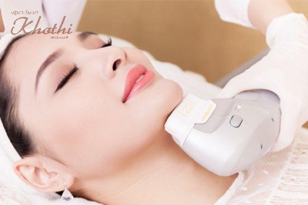 Thermage, Ultherapy và HIFU đều sử dụng nhiệt tác động sâu dưới da