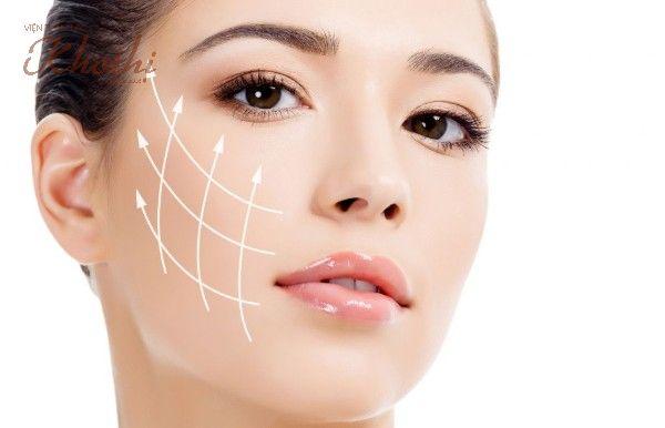 Nâng cơ mặt bằng chỉ giúp làm da căng mịn đầy sức sống