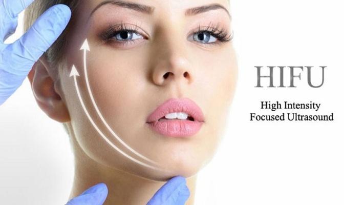 Bí mật về việc trẻ hóa làn da nhờ nâng cơ mặt bằng máy Hifu
