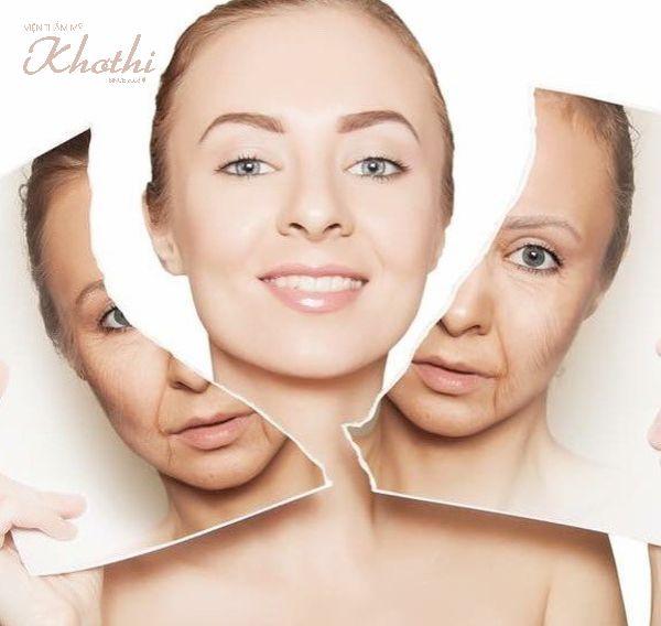 Nâng cơ mặt phẫu thuật sẽ đưa các nét trên khuôn mặt về lại vị trí khi còn trẻ.
