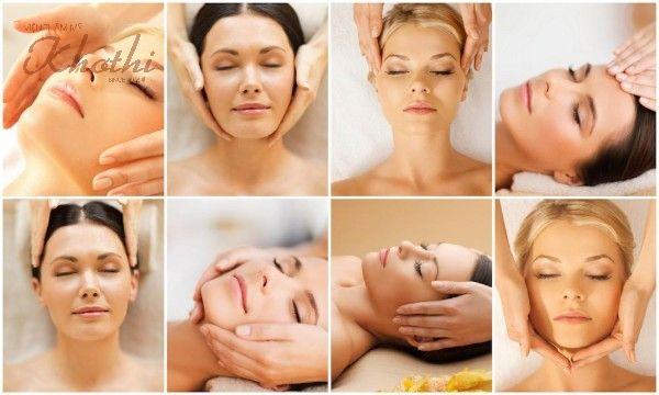 Massage giảm béo mặt
