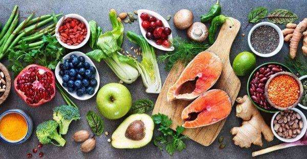 Các loại thực phẩm giàu chất chống oxi hóa