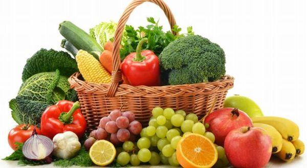 Được chế biến từ các loại rau, củ, quả,...