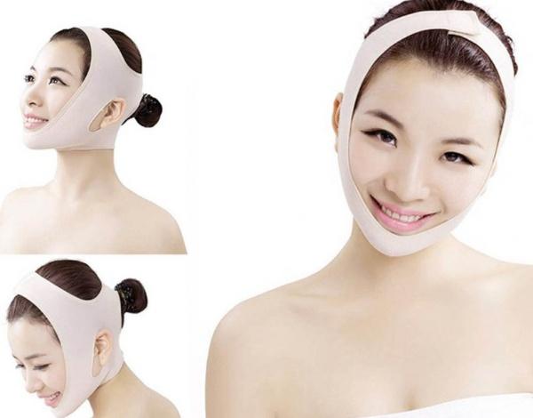 Đai nâng cơ mặt chỉ mang lại hiệu quả tức thì. Nếu không cẩn thận còn có thể để lại nhiều biến chứng