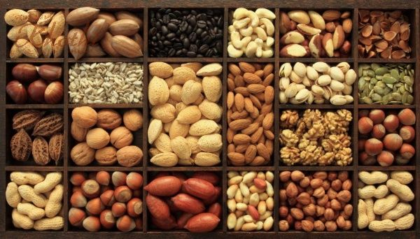 Một số loại hạt giúp giảm cân hiệu quả