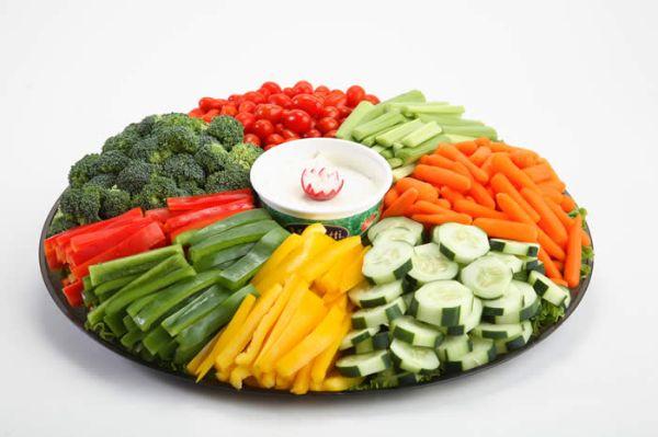 Cách giảm cân bằng thực phẩm không thể thiếu rau xanh