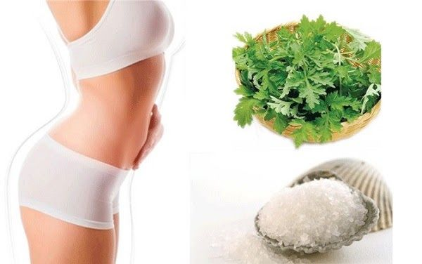 Lấy lại vòng eo sau sinh bằng cách giảm cân bằng muối
