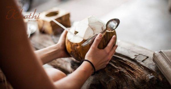 Giảm cân dễ dàng chỉ bằng uống nước dừa mỗi ngày