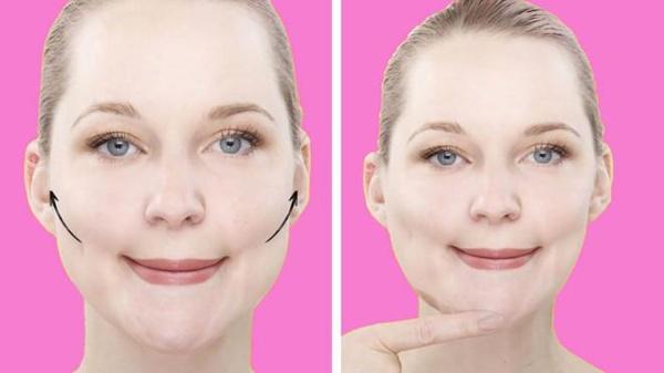 Động tác trẻ hóa da mặt đơn giản, dễ thực hiện