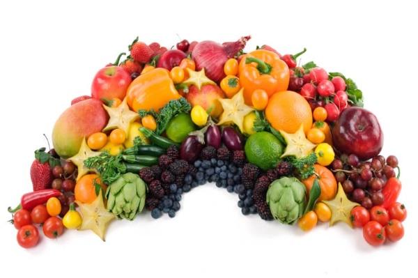 5 nhóm màu của rau củ quả mang lại sức khỏe toàn diện