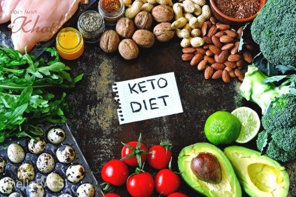 Những lợi ích của chế độ Keto