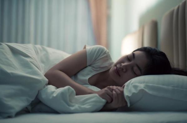 Ngủ đúng giờ giấc giúp cơ thể cân bằng, khỏe mạnh