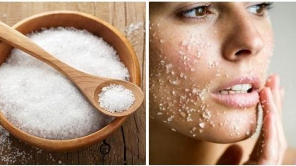 9 cách làm thon mặt bằng muối an toàn và hiệu quả tại nhà