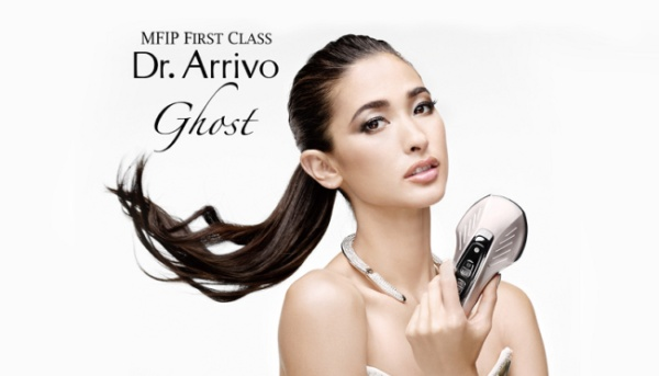 Nâng cơ mặt tại nhà an toàn với Dr. Arrivo Ghost