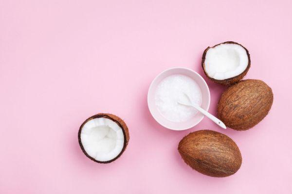 Dầu dừa có thể dùng để nấu các món ngon hỗ trợ  giảm cân