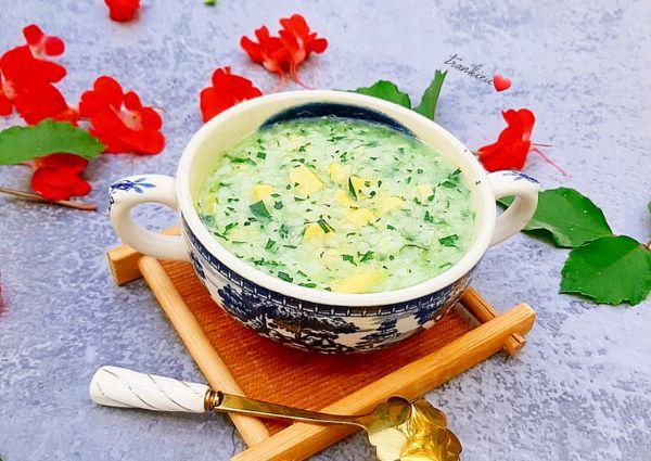Món cháo đậu phụ thơm ngon bổ dưỡng