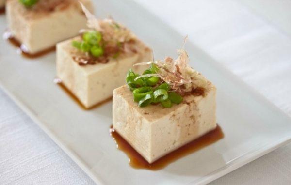 Một số món ăn khác được làm từ đậu phụ