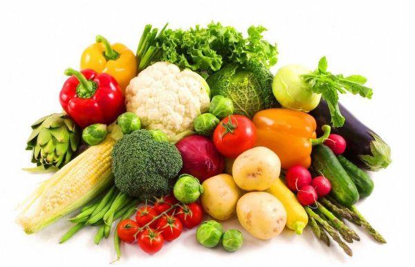 Tạm biệt mỡ thừa với thực đơn giảm cân bằng rau củ quả