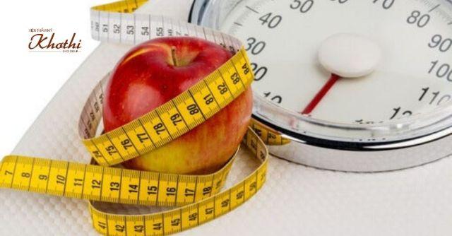 giảm cân bằng táo