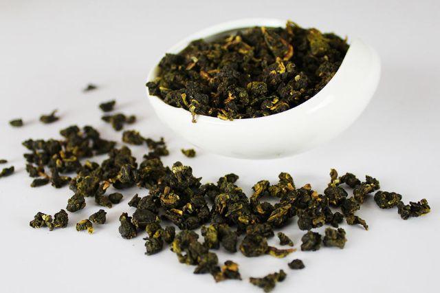 giảm cân bằng trà ô long