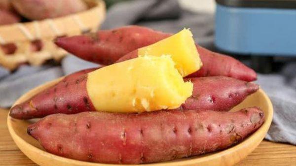 Ăn khoai lang mỗi khi đói giúp giảm lượng calo nạp vào cơ thể