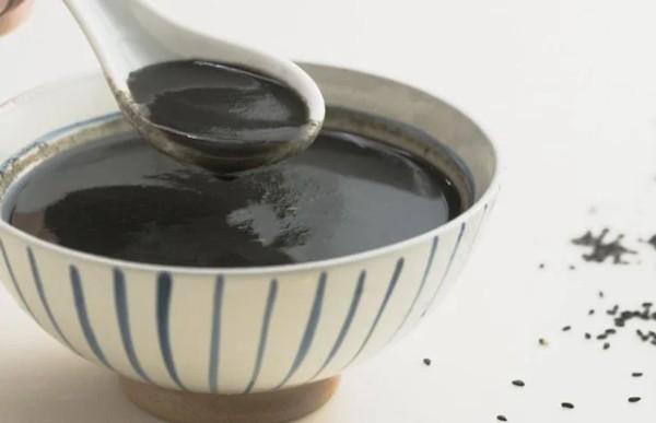 Cháo vừng đen rất bổ dưỡng