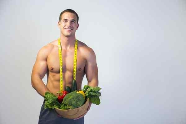 Có 2 mẫu thực đơn giảm cân cho nam giới