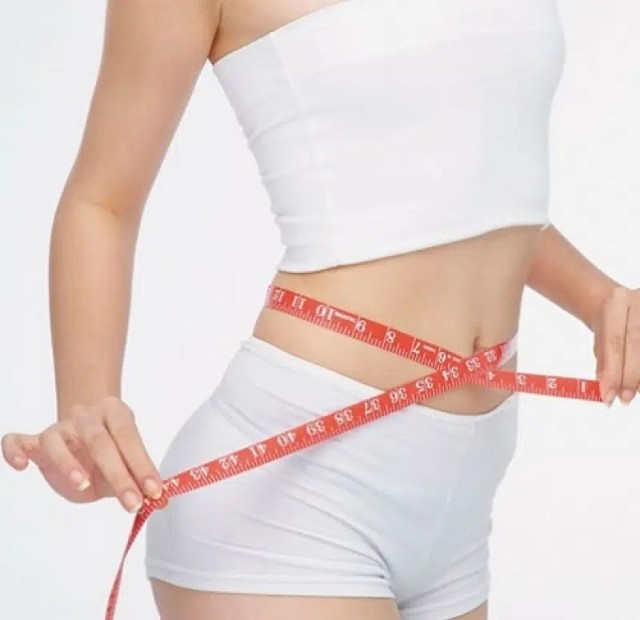 giảm cân eo thon