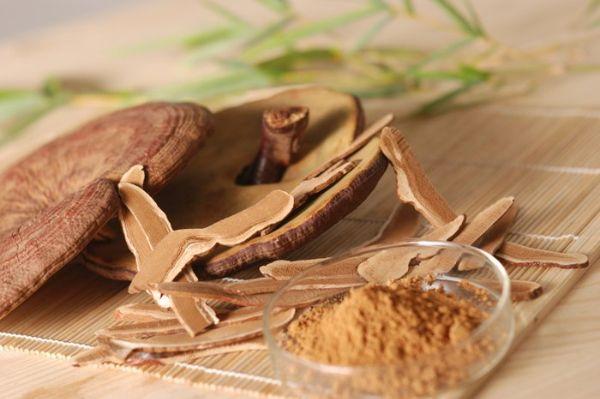 Giảm cân bằng nấm linh chi Hàn Quốc tán bột mịn