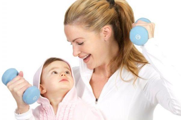 giảm cân sau khi cai sữa cho con