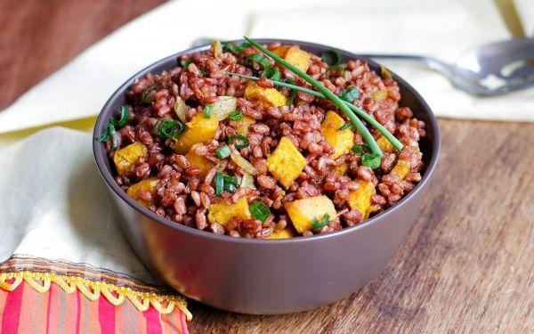 Giảm cân sau sinh hiệu quả với cơm gạo lứt thơm ngon và bổ dưỡng