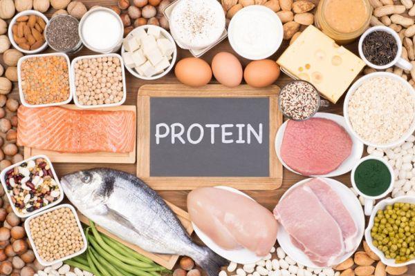 Cung cấp thêm chất đạm trong bữa ăn giảm cân bằng gạo lứt để đảm bảo cân bằng dinh dưỡng