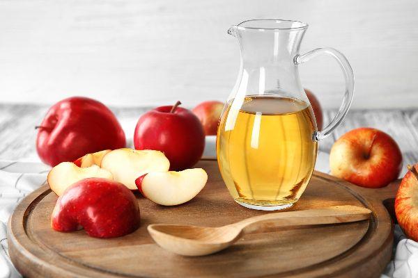 Phụ nữ sau sinh lấy lại vóc dáng thon gọn nhờ uống giấm táo kết hợp mật ong
