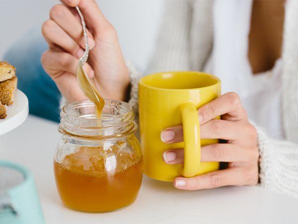 Giảm cân sau sinh bằng mật ong hiệu quả thì uống vào buổi sáng mới dậy