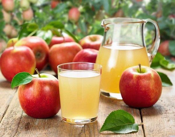 Nước ép táo giúp giảm mỡ bụng giữ dáng, đẹp da