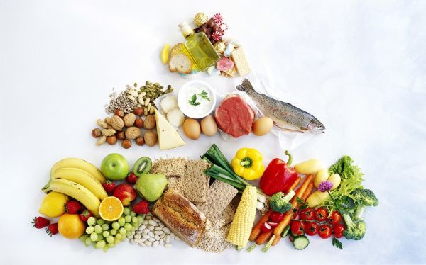 Xây dựng chế độ ăn uống lành mạnh