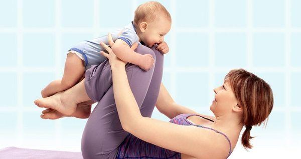 Cần lựa chọn thời điểm thích hợp sau sinh để giảm cân