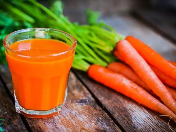 Thức uống từ cà rốt giúp giảm cân nhanh và hạn chế căng thẳng