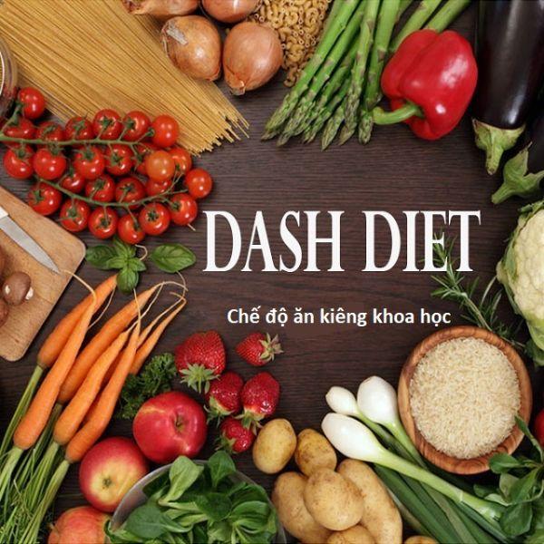 Ăn kiêng sau sinh với chế độ dash diet