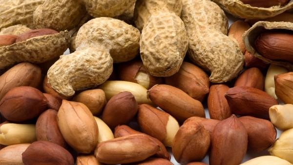 Đậu phộng có hàm lượng chất xơ cao tốt cho quá trình giảm cân